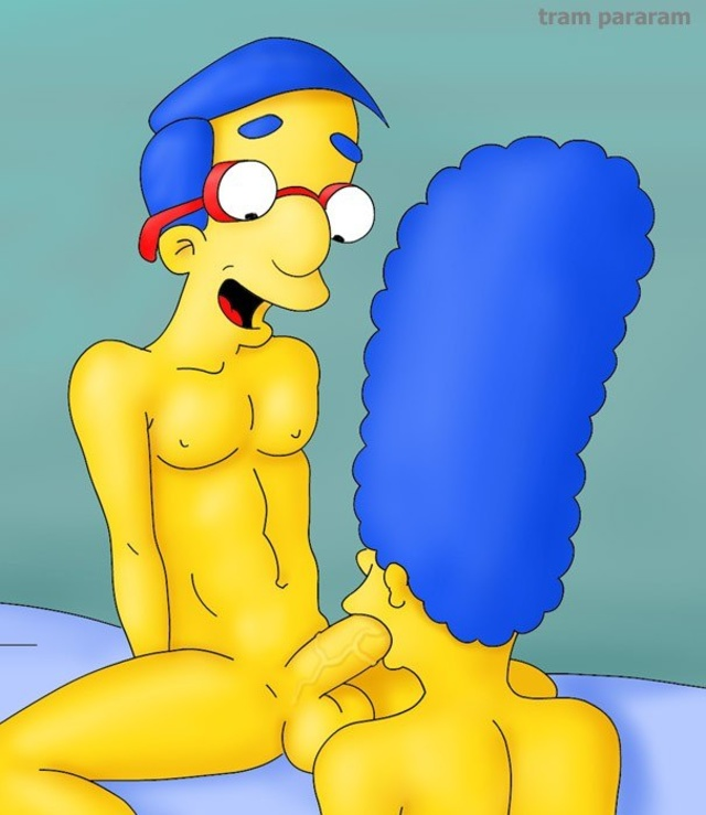 Free Simpsons Cartoon Porn