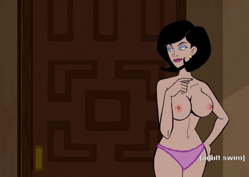 Venture Bros. Nancy Drew Porn