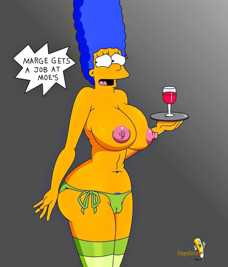 Simpsons Xxx Ass