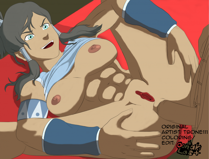 Legend Of Korra Xxx