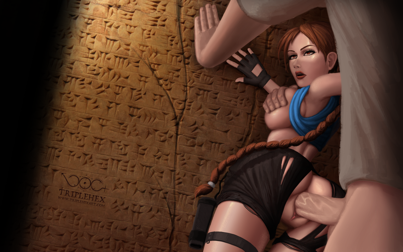 Lara Croft Comic Gallery
