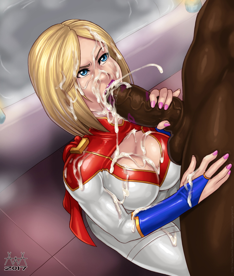 Supergirl Justice League Porn