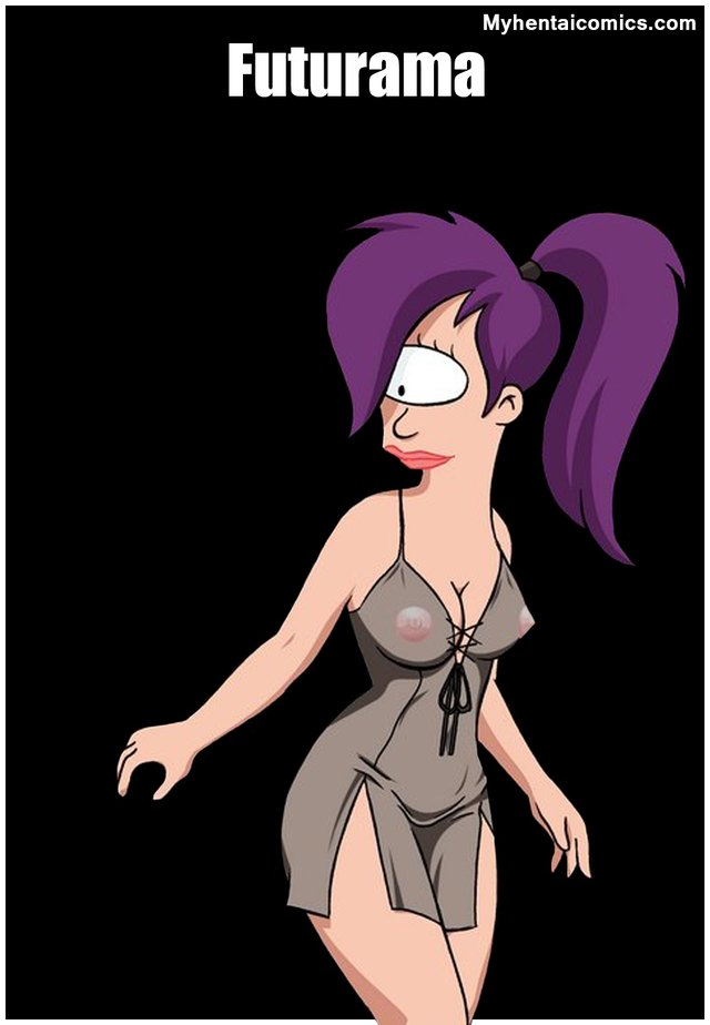 Futurama: Observing Leela and Fry makes Amy nasty