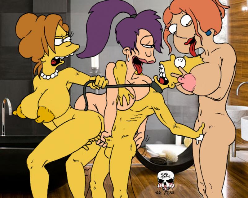 928635 - Bart_Simpson Family_Guy Futurama Lois_Griffin The_Fear The_Simpsons Turanga_Leela crossover sum_sadr.png