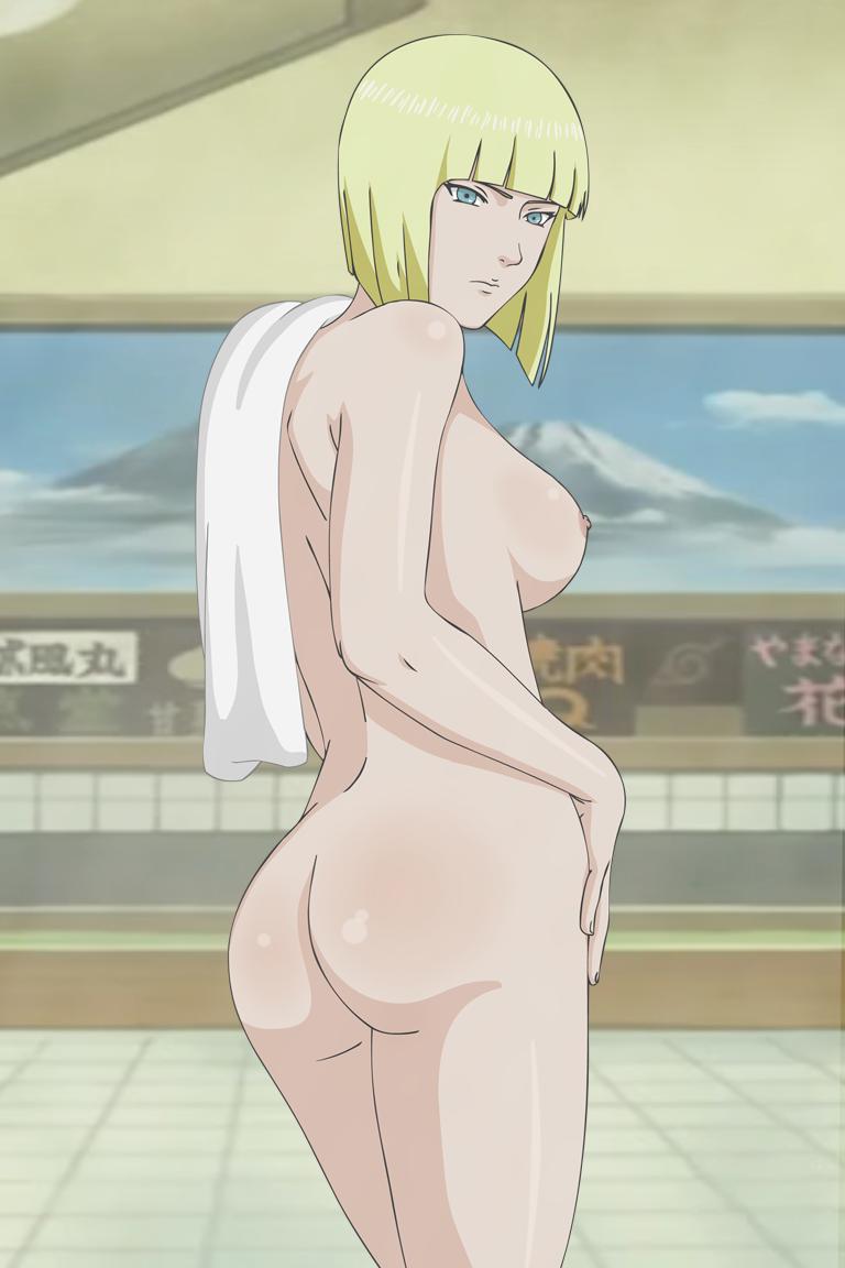 Samui Breeze Dancer Shion Uzuki Yuugao Guren 1483622 - Naruto Samui.png