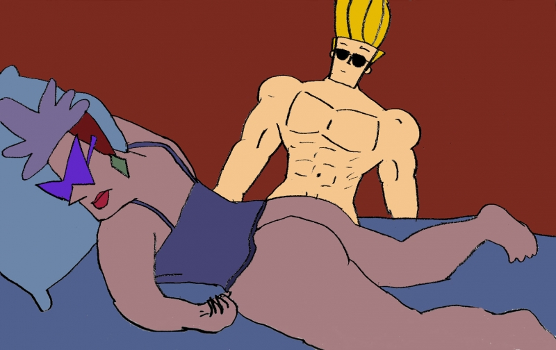 Bunny Bravo Johnny Bravo