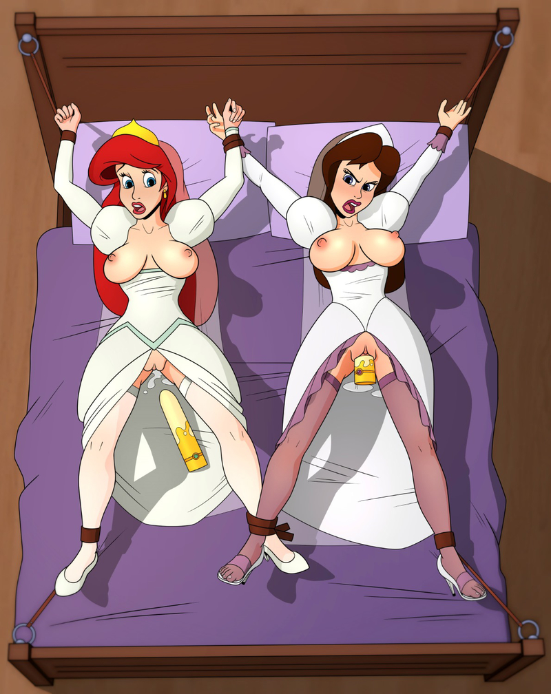 Ariel Cartoon Porn