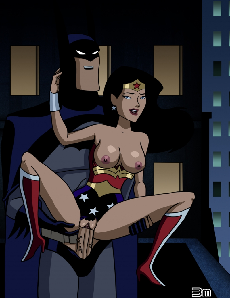 Cartoon Porn Batman