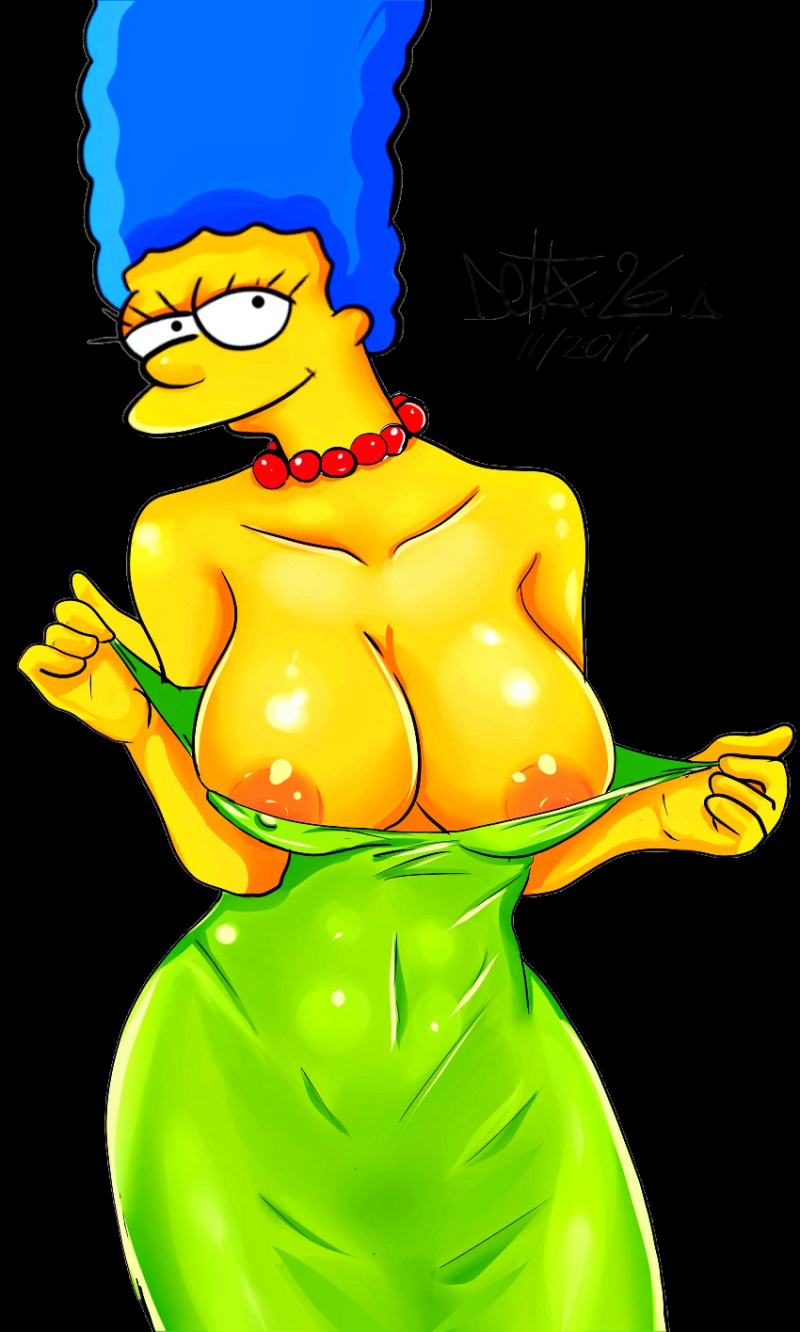 Patty And Selma Sex Simpsons Naked Cartoon