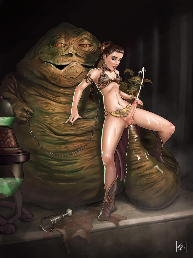1279141 - Hutt Jabba_the_Hutt Kaztor08 Princess_Leia_Organa Salacious_Crumb Star_Wars.jpg