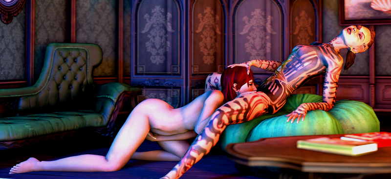Mass Effect Porn Pictures