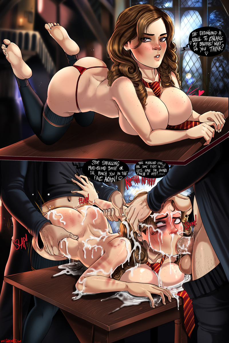 Harry Potter Porn Hermione