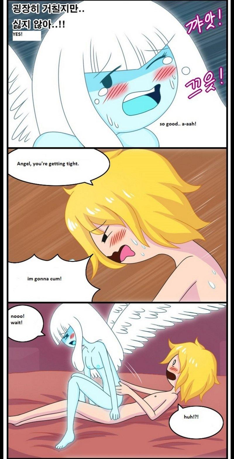 Adventure Time Hentai Porn Doujinshi