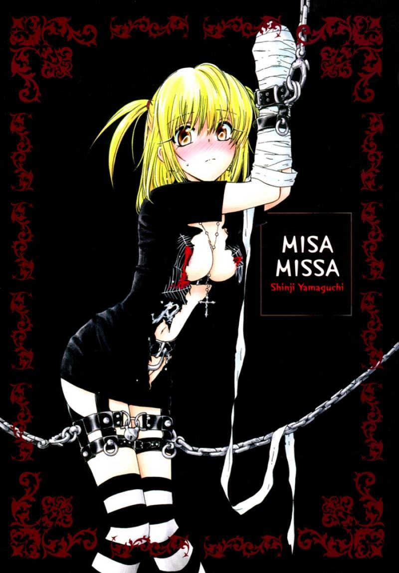 [Yamaguchirou (Yamaguchi Shinji)] MISA MISSA (Death Note) [English] {Deja Vu}