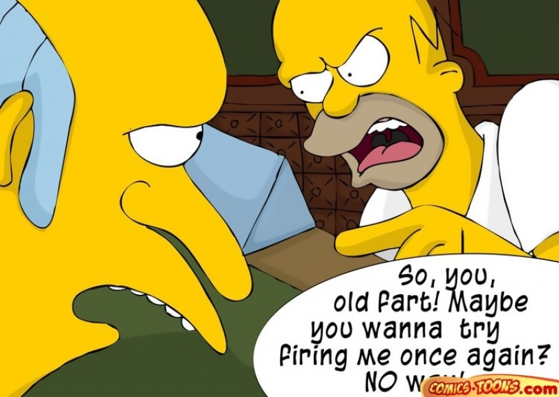 Toon Sex Simpsons