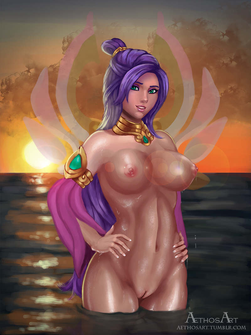 Nude League Of Legends Porn