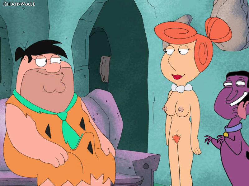 Peter Griffin Lois Griffin Glenn Quagmire 561293 - ChainMale Dino Family_Guy Fred_Flintstone Glenn_Quagmire Lois_Griffin Peter_Griffin The_Flintstones Wilma_Flintstone cosplay multiverse.jpg