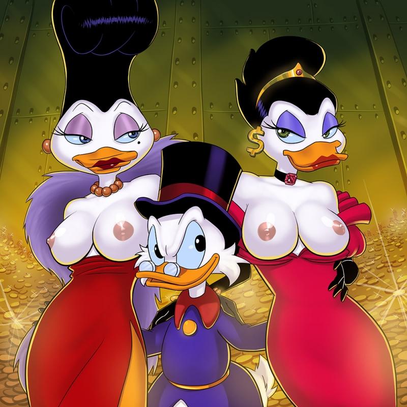 1188204 - Ducktales Featherika_Von_Strangeduck Millionara_Vanderbucks Scrooge_McDuck SunsetRiders7.jpg