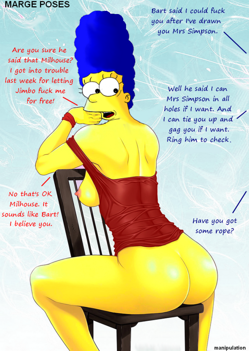 Disney Simpsons Nude