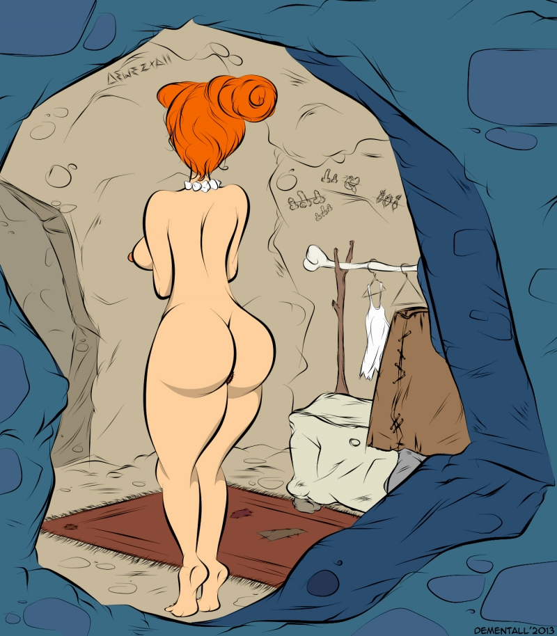 Flintstones Drawn Sex