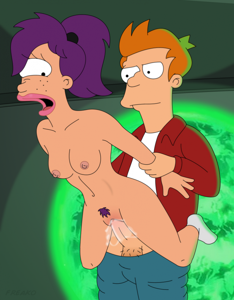 Futurama Sex Parody