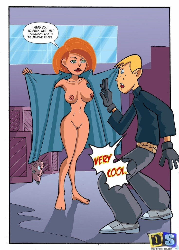 Kim Possible Hentai Porn Doujinshi