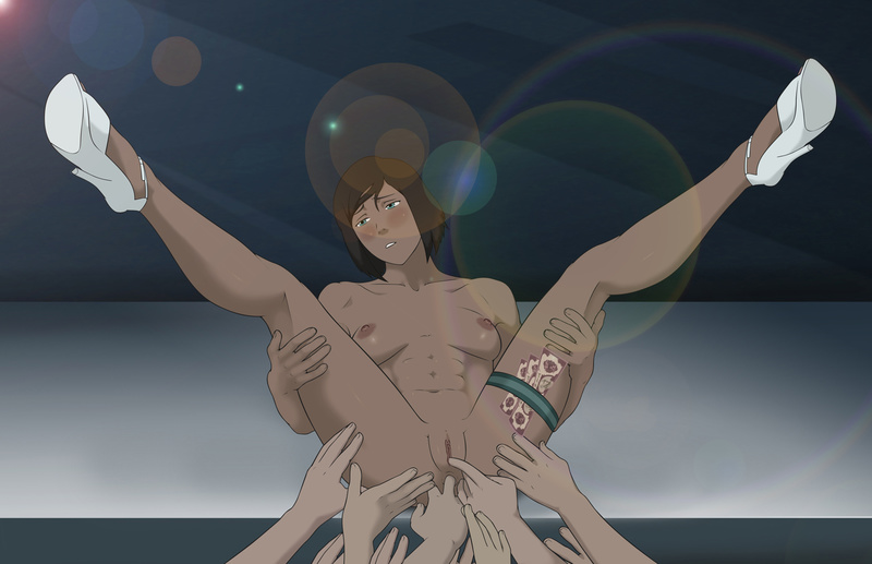 The Legend Of Korra Naked