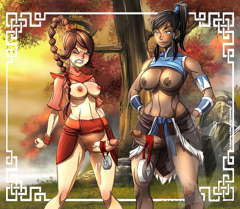 Legend Of Korra Season Porn