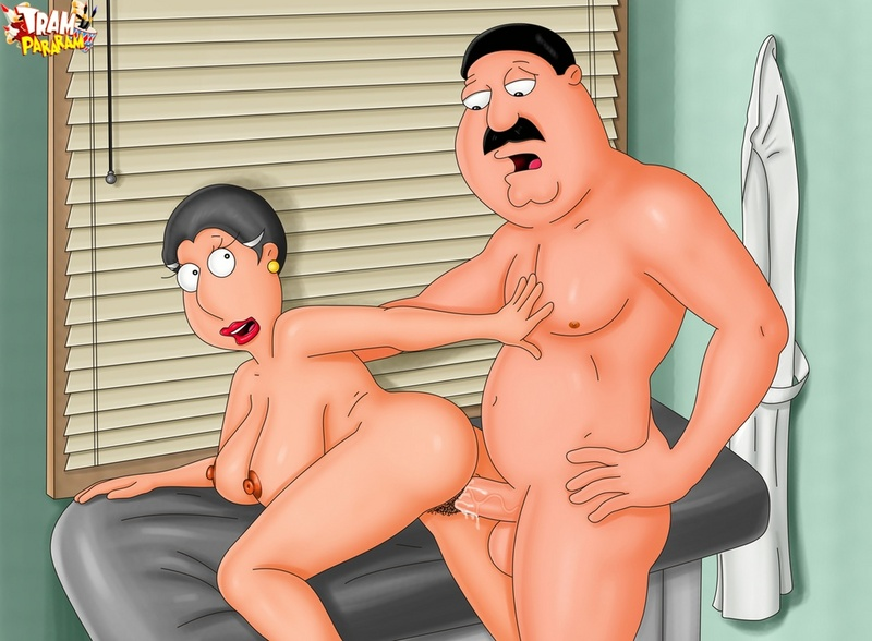 Free Family Guy Hentai