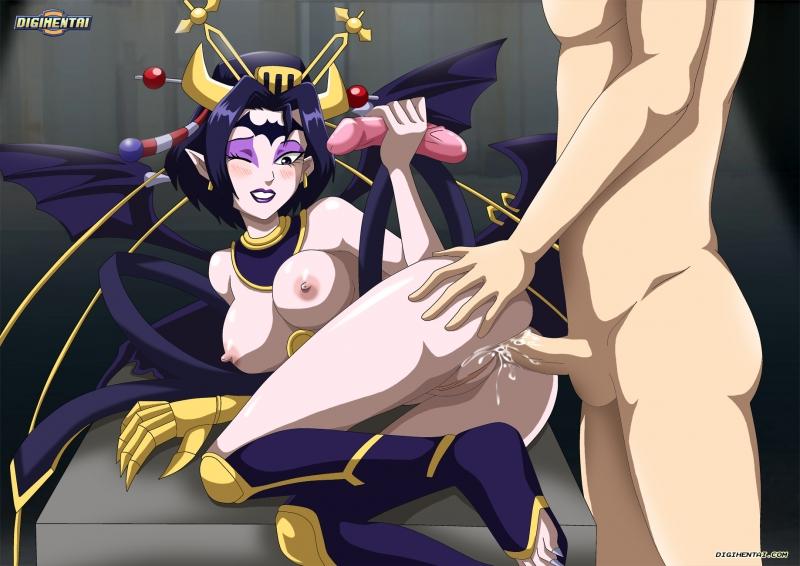 Digimon X Porn