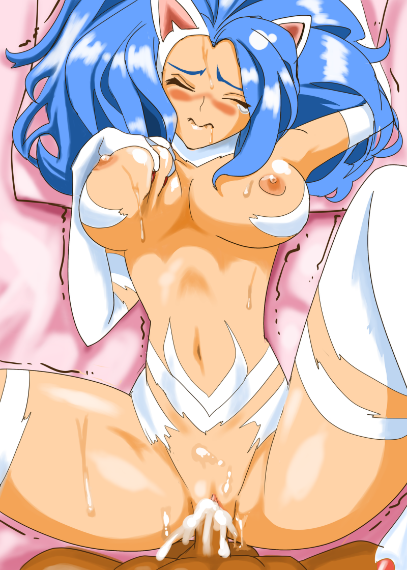 darkstalkers red felicia naked