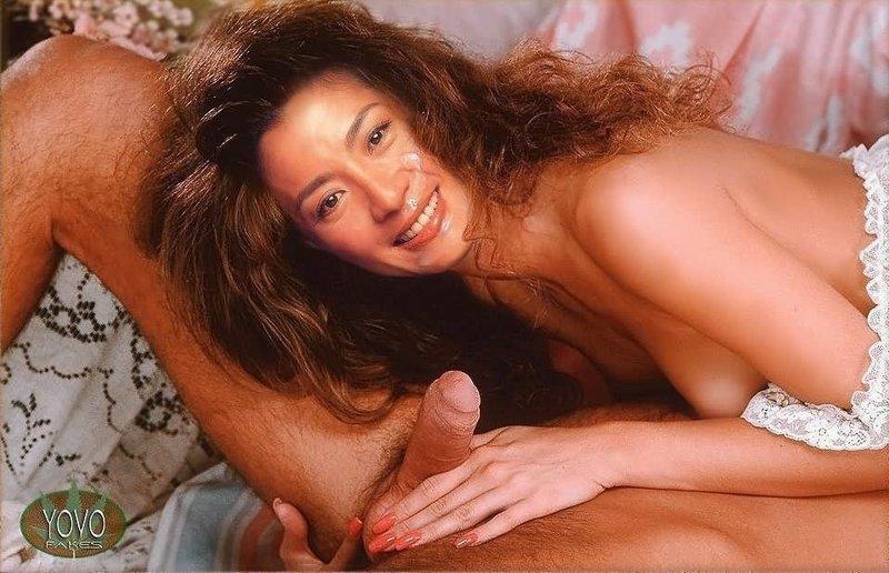 Sexy michelle yeoh porno — 5