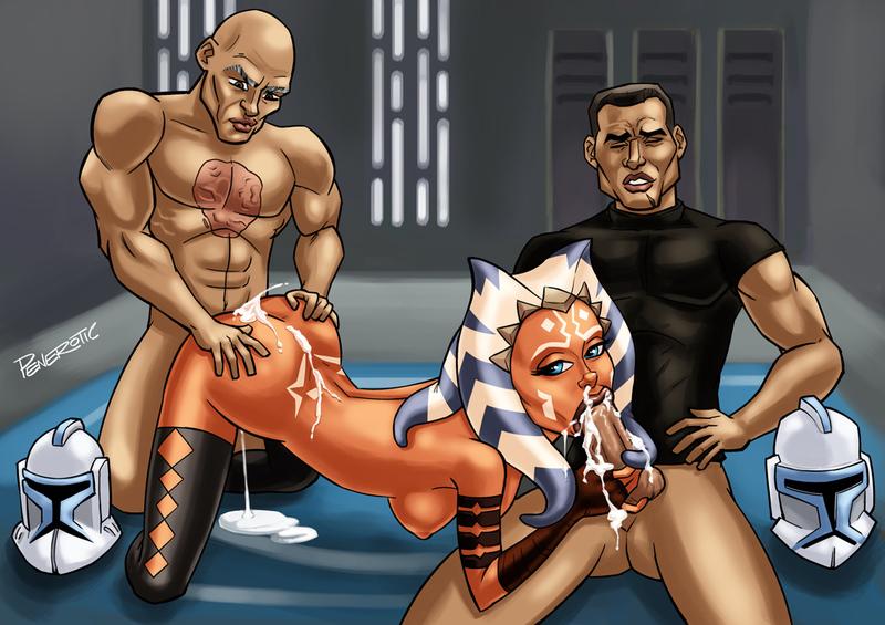 1079227 - Ahsoka_Tano Clone_Wars Penerotic Star_Wars clone_trooper togruta.jpg