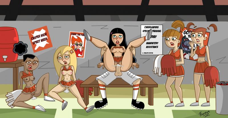Danny Phantom Porn