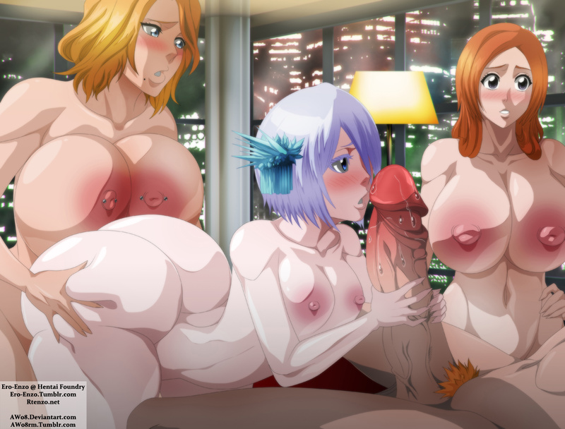 Bleach Girls Naked