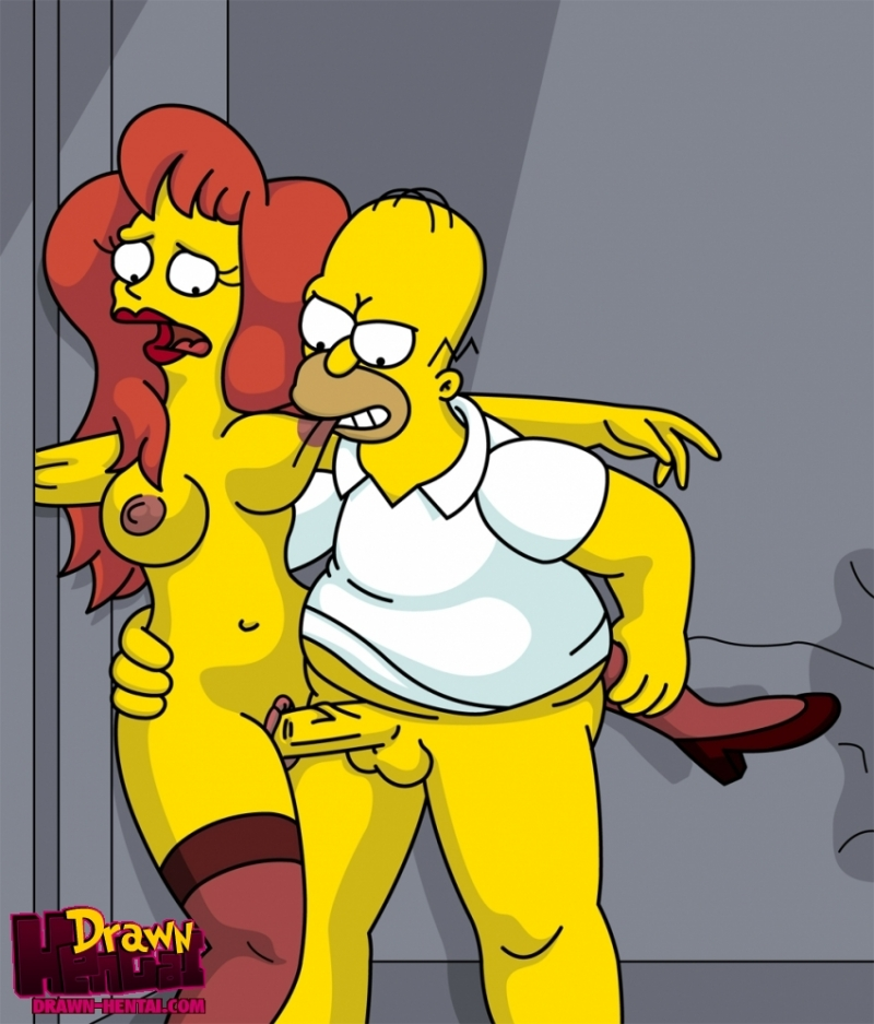 Simpsons Hentai Game