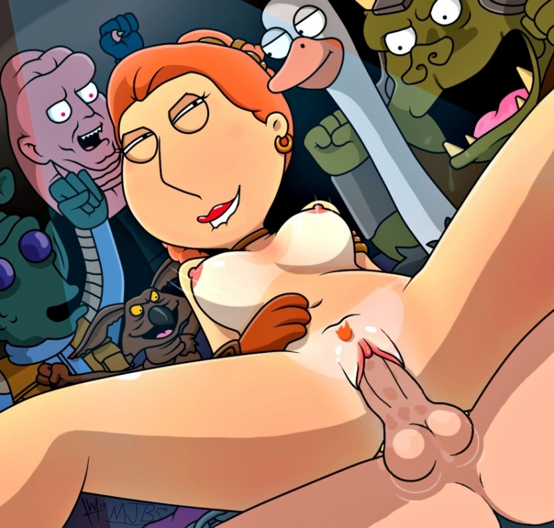 Cartoon Sex With Family Guy