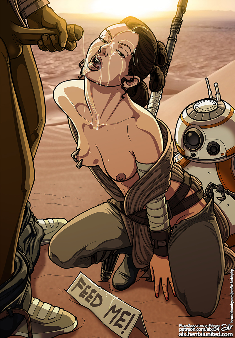 Star Wars Hentai Gallery