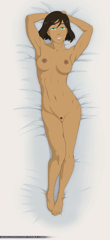 Korra Nude