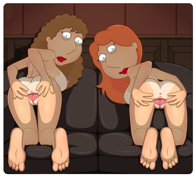 Drawn Sex Family Guy