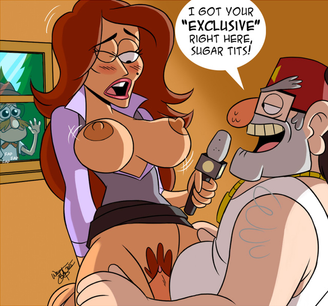 Gravity Falls Porn Hentai