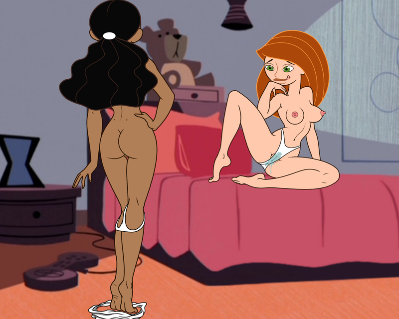 Kim Possible Monique Mai Ron Stoppable Dr. Drakken Bonnie Rockwaller 527187 - GAGALA Monique kim_possible kimberly_ann_possible.jpeg