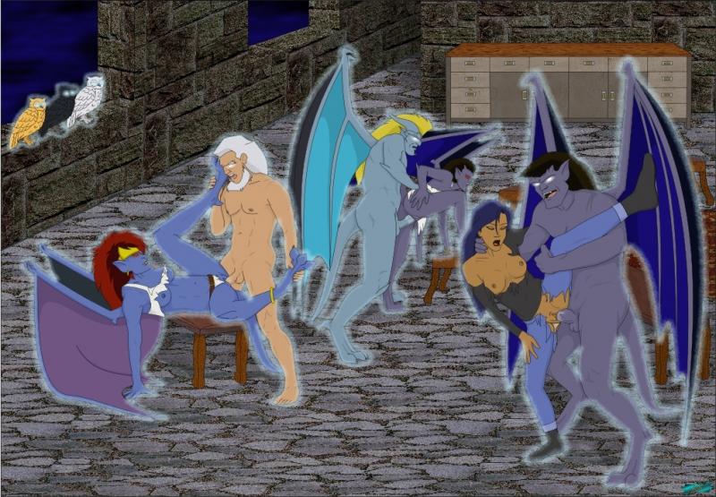 1447611 - Angela Demona Elisa Gabriel Gargoyles Goliath Luna Macbeth Phoebe Selene Weird_Sisters fab.jpg