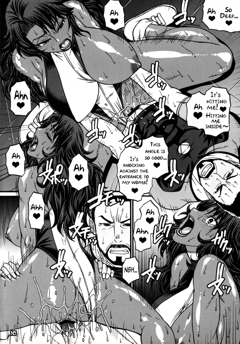 Iron Man Hentai Porn Doujinshi