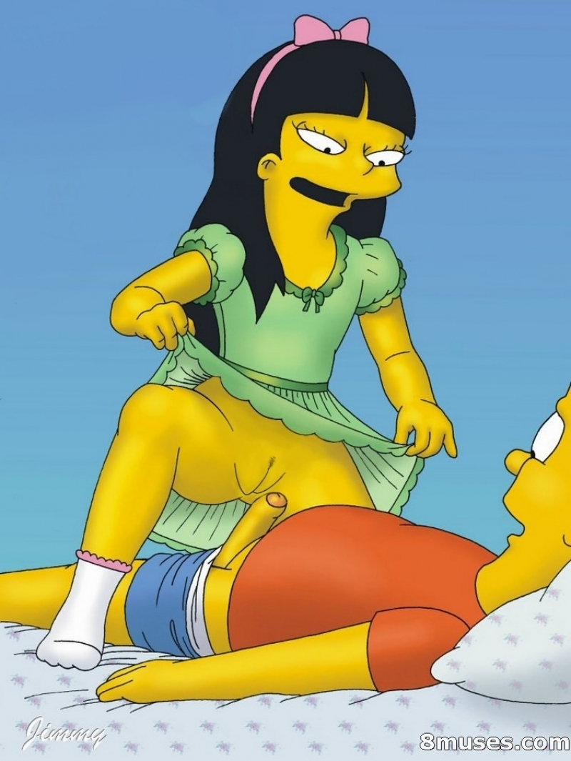 The Simpsons Hentai Porn Picture Galleries