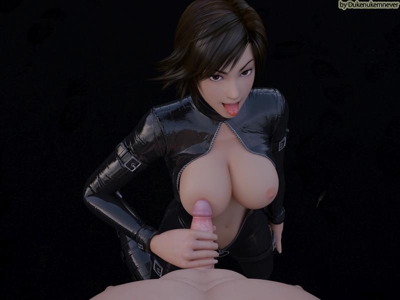 Tekken Christie Hentai
