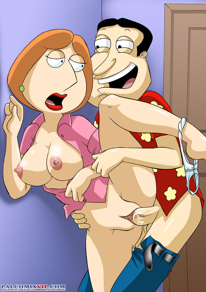 Family Guy Cowboy Butt Sex