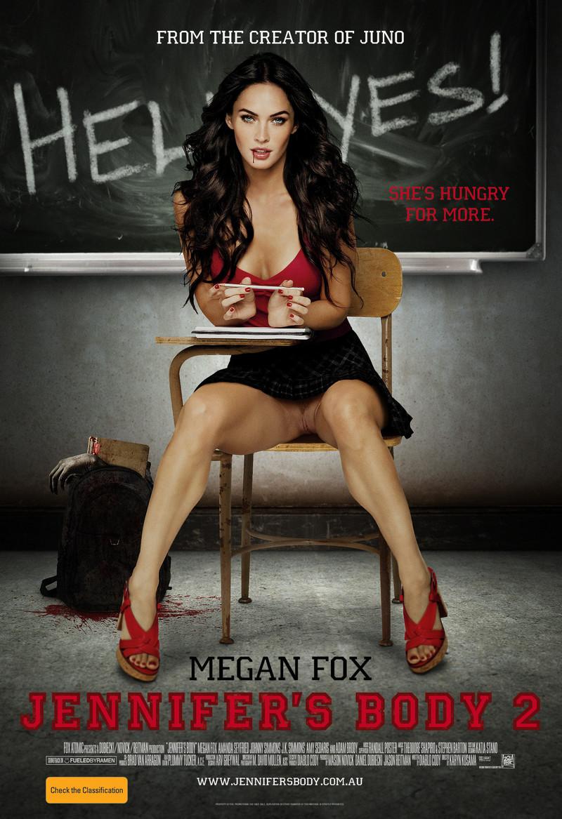 Megan fox nude in jennifer's body hd