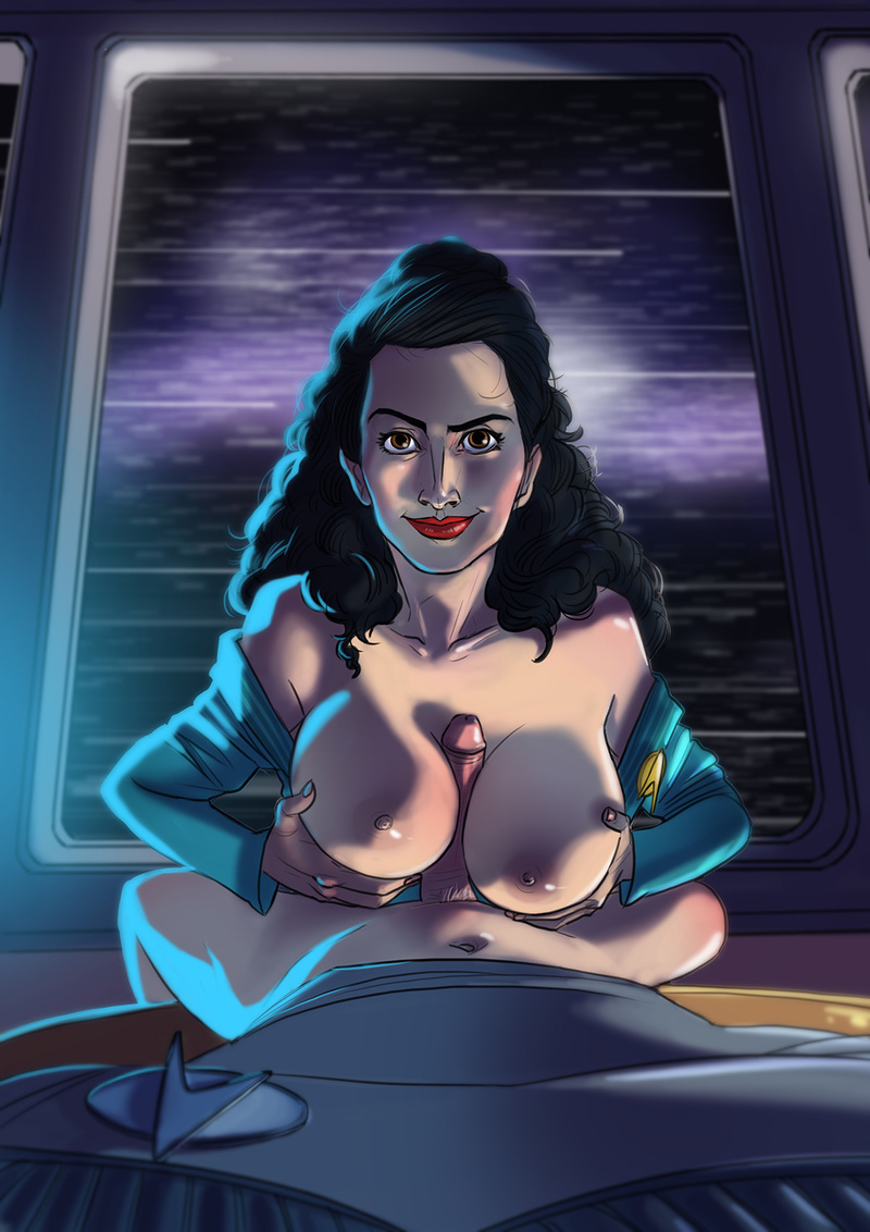 Star Trek Sex Gen