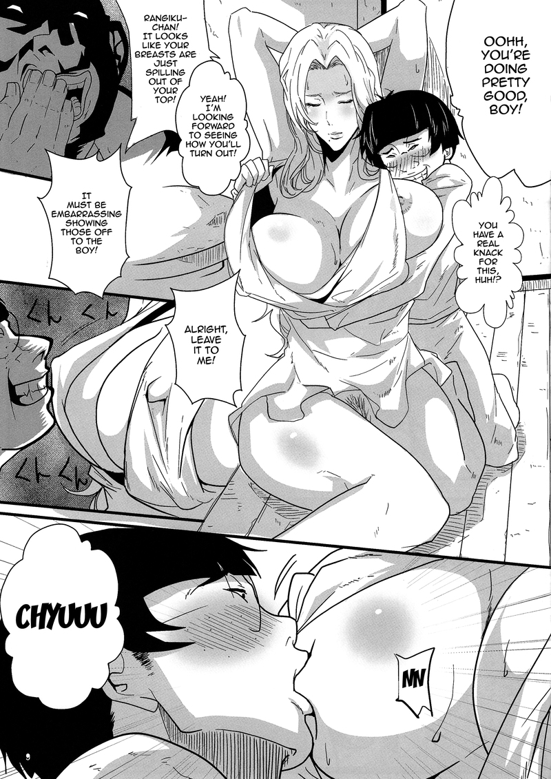 Hentai inuyasha komik